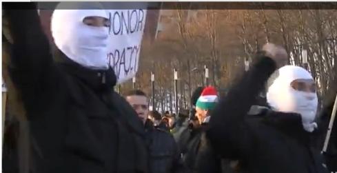 Autonomiczni nacjonaliści terroryzuja przeciwnikow ACTA