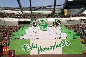 stop homofobia futbol