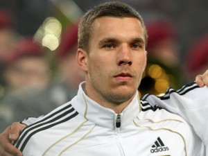 Poldi doesnt sing along